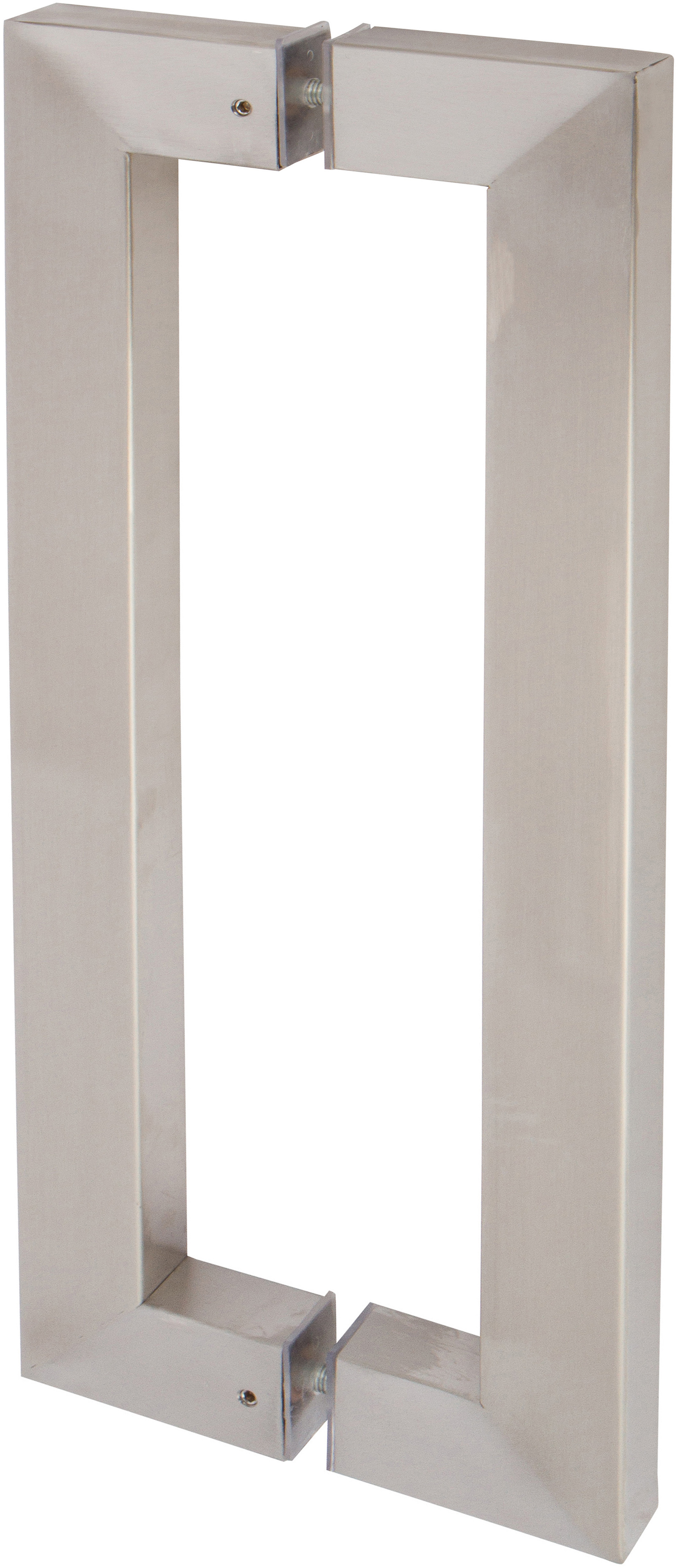 Double Sided Square Barn Door Handle Delaney Hardware